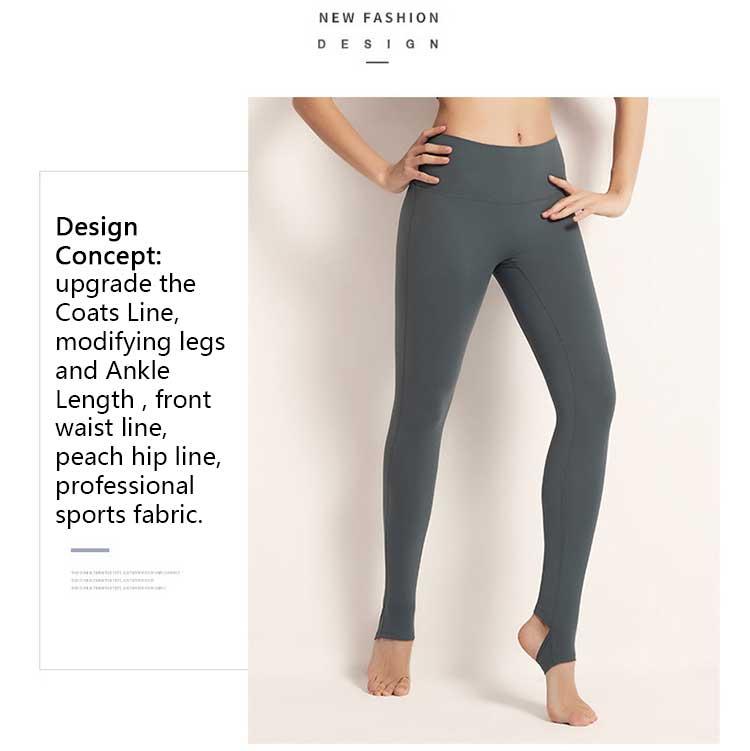 High-waisted-yoga-pants-design-concept