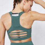 Pocket sports bra