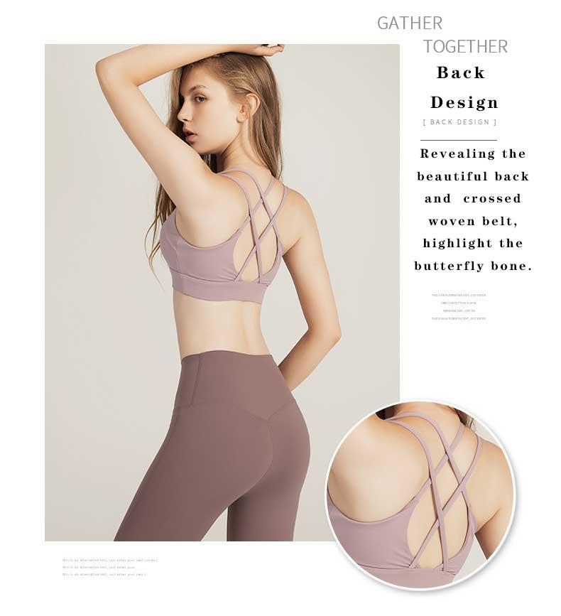 Yoga-bra-anti-shock-beautiful-back-design