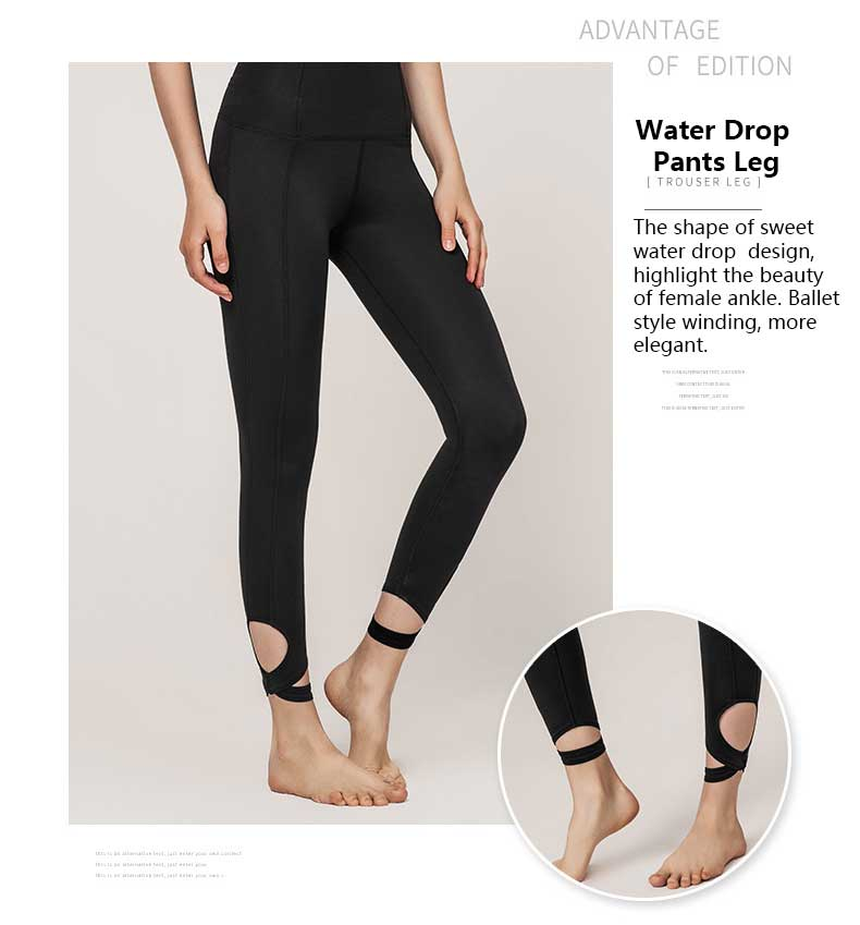 Yoga-dance-pants-yoga-bra-suits-water-drop-design