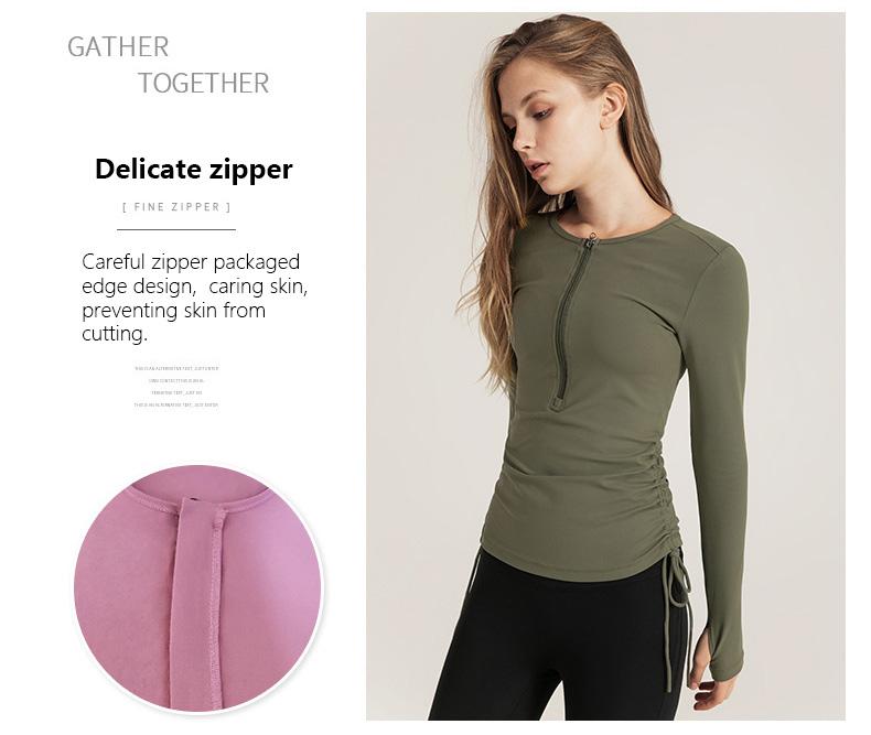 careful zipper packaged edge design, caring skin, preventing skin from cutting.