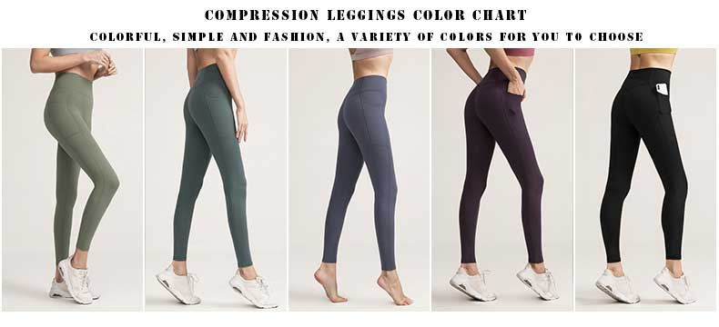 compression-leggings-color-chart