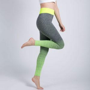 Seamless legging is in special equipment for production of a novel modeling, is being used to produce high elastic knitted outerwear, underwear and sportswear with high elasticity