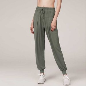 Casual-high-waist-oversized-loose-leggings-sports-pants