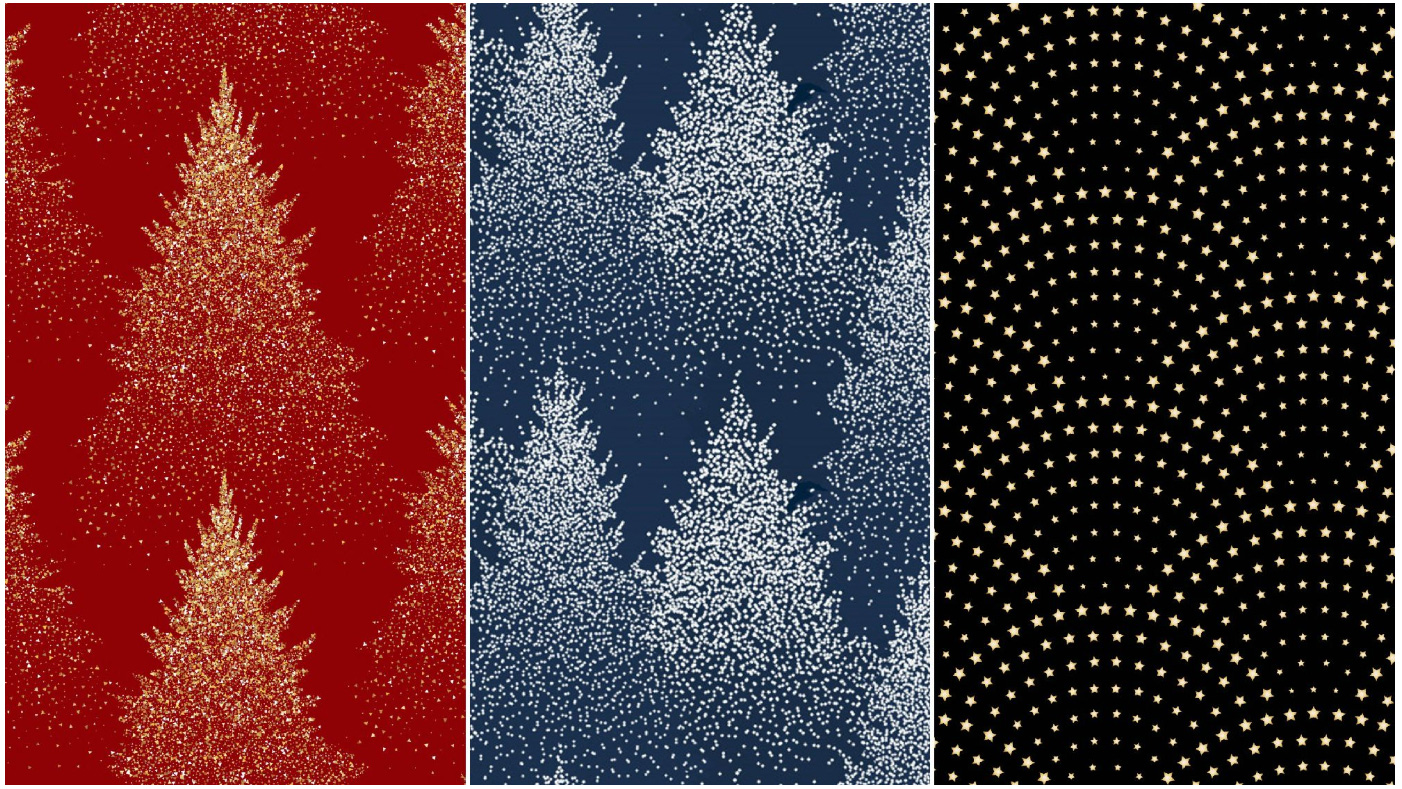 Christmas-pattern-dotted-stars