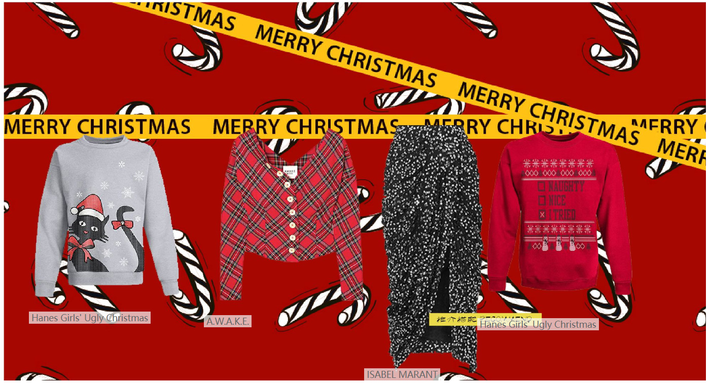 Christmas -prints -patterns-Collection-of-styles-I