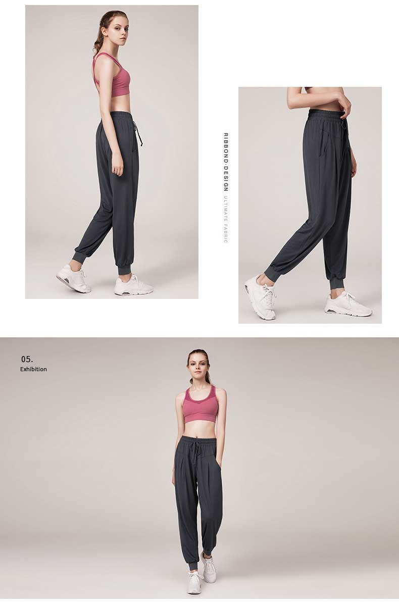 Peach pants is one of the highest items to appear in this year, the general yoga pants worn out of style