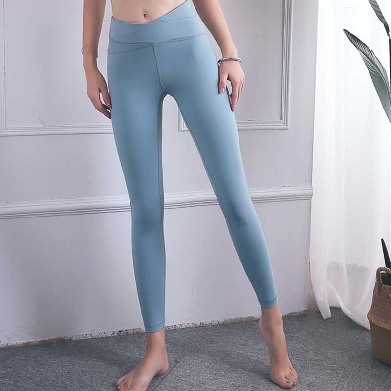 Slimming yoga pants