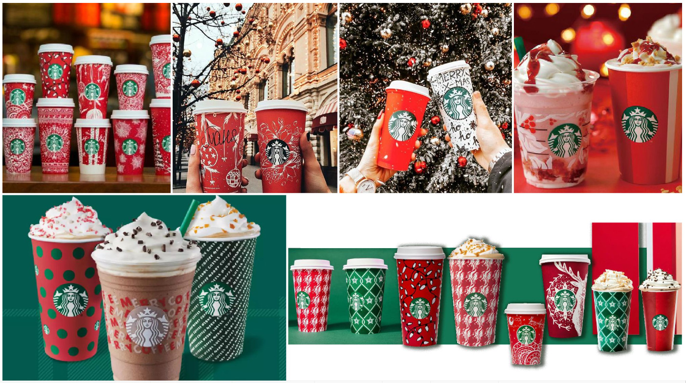 Starbucks Inspiration collection - Starbucks