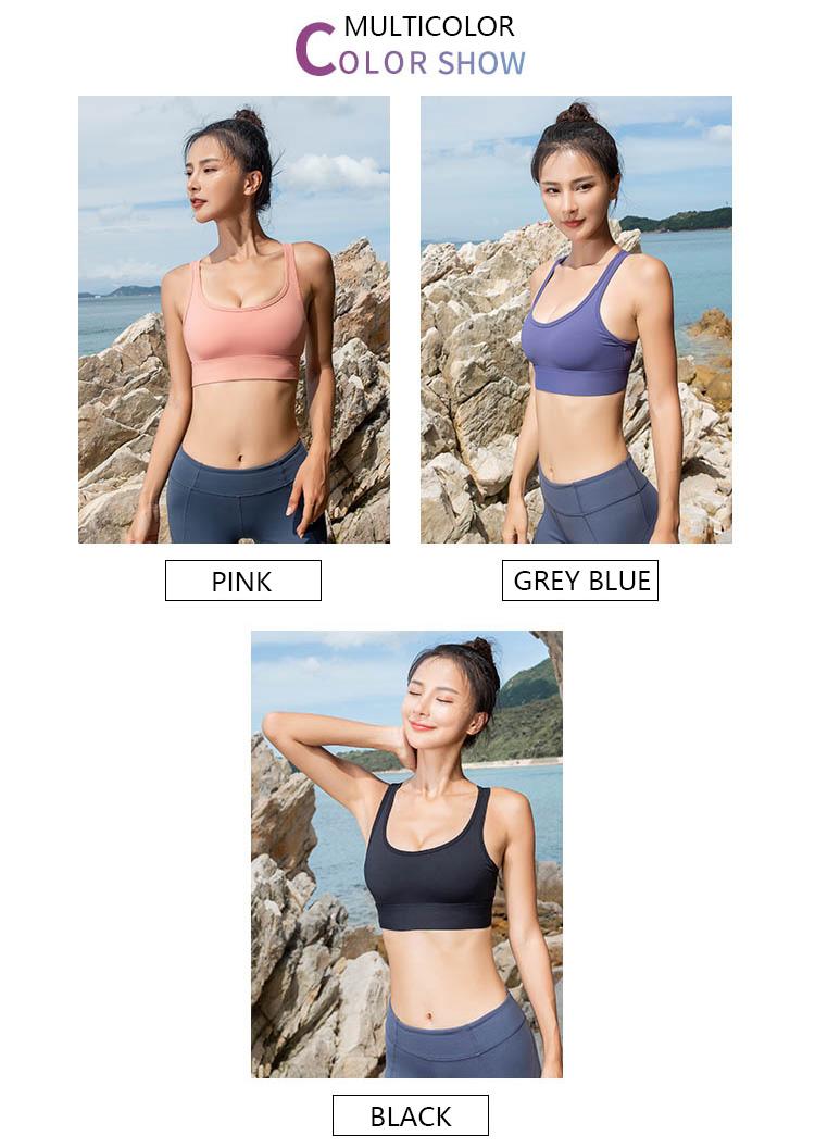 Underwire-sports-bras-racerback-color-show