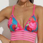 Digital-printed-triangle-sports-bra-fitness-bra-little-vest