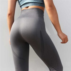 seamless leggings high waisted design