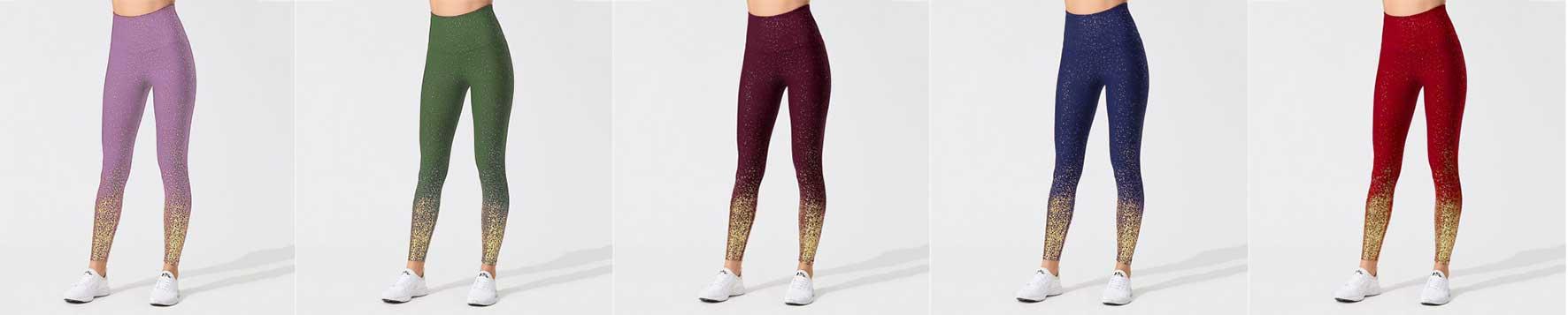 Glitter- printing-leggings-with-multicolor-design