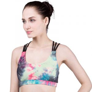 Bralette sports bra custom your own print