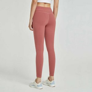 Nylon yoga pants