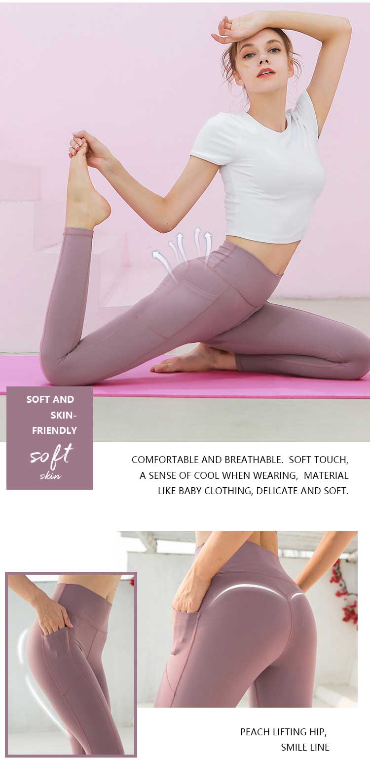 Peach lifting hip, smile line. Streamline side, slender beauty legs.