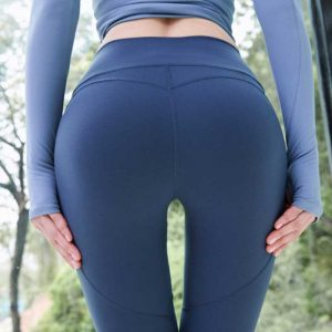 High-waisted-fitness-leggings