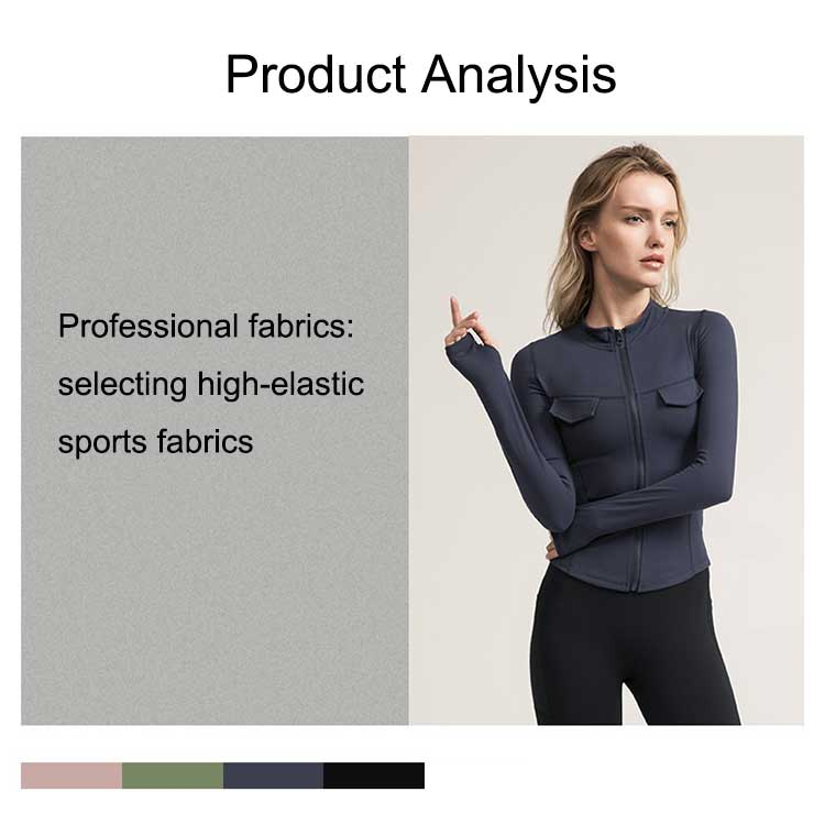 Womens-track-jacket-adopts-high-quality-four-dimensional-stretch-fabric-to-moisture-removal