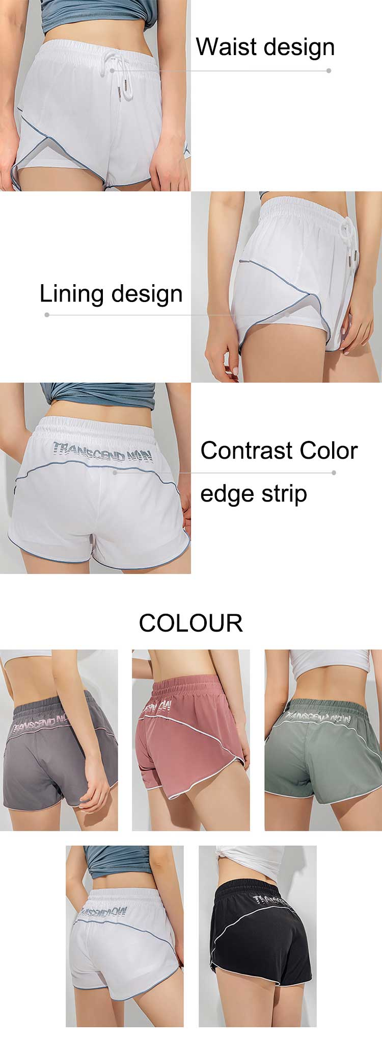 This-pair-of-high-waisted-gym-shorts-is-designed-with-an-elastic-high-waist