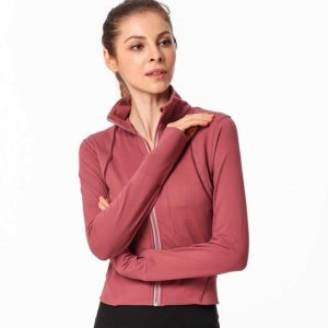 Womens-zip-up-sports-jacket