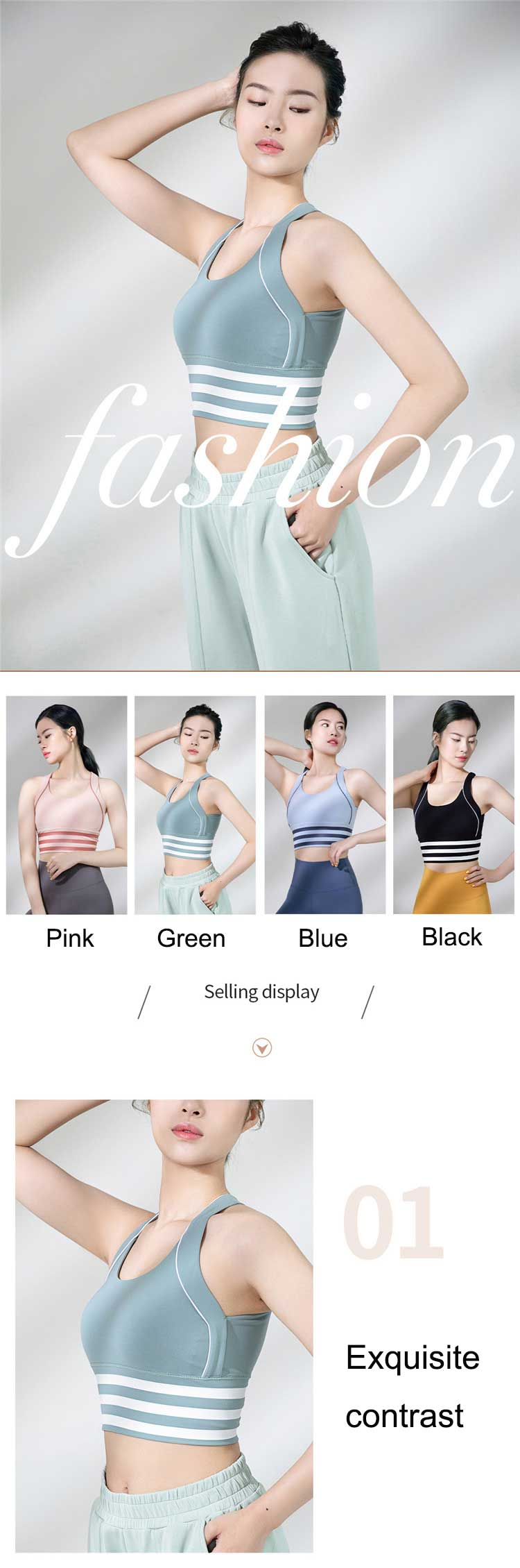 The-girl-who-loves--yoga,-a-comfortable-and-good-looking-high-impact-running-bra-is-indispensable