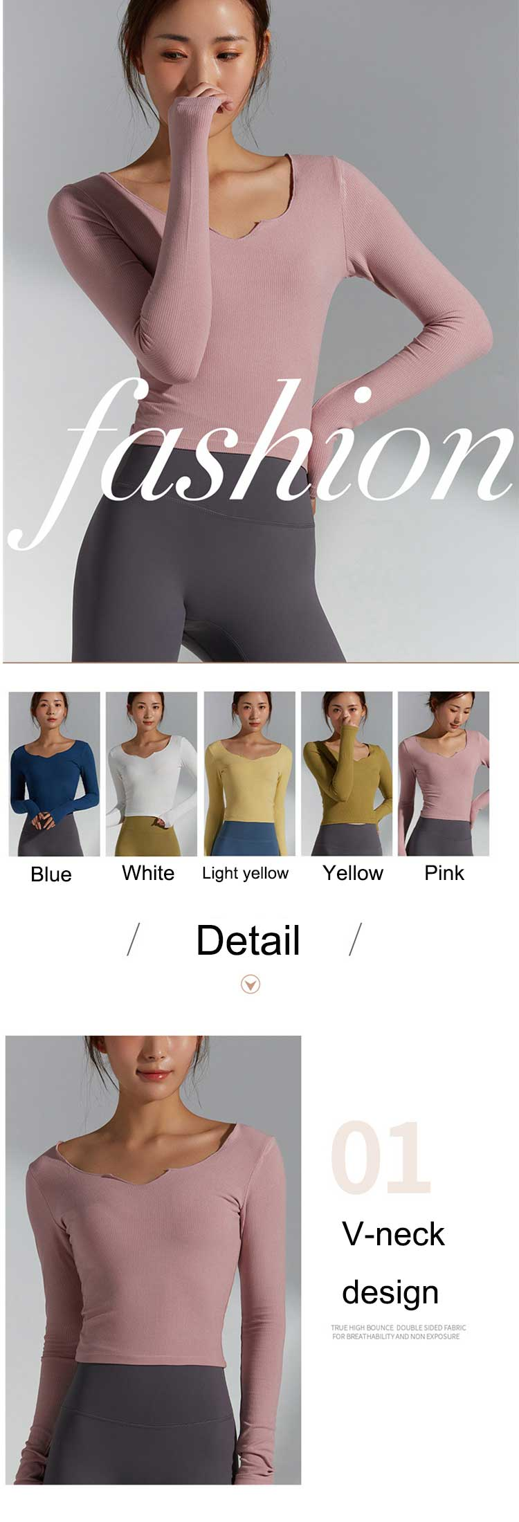 The-yoga-t-shirts-for-ladies,-which-lets-a-person-cannot-help-to-praise-after-wearing