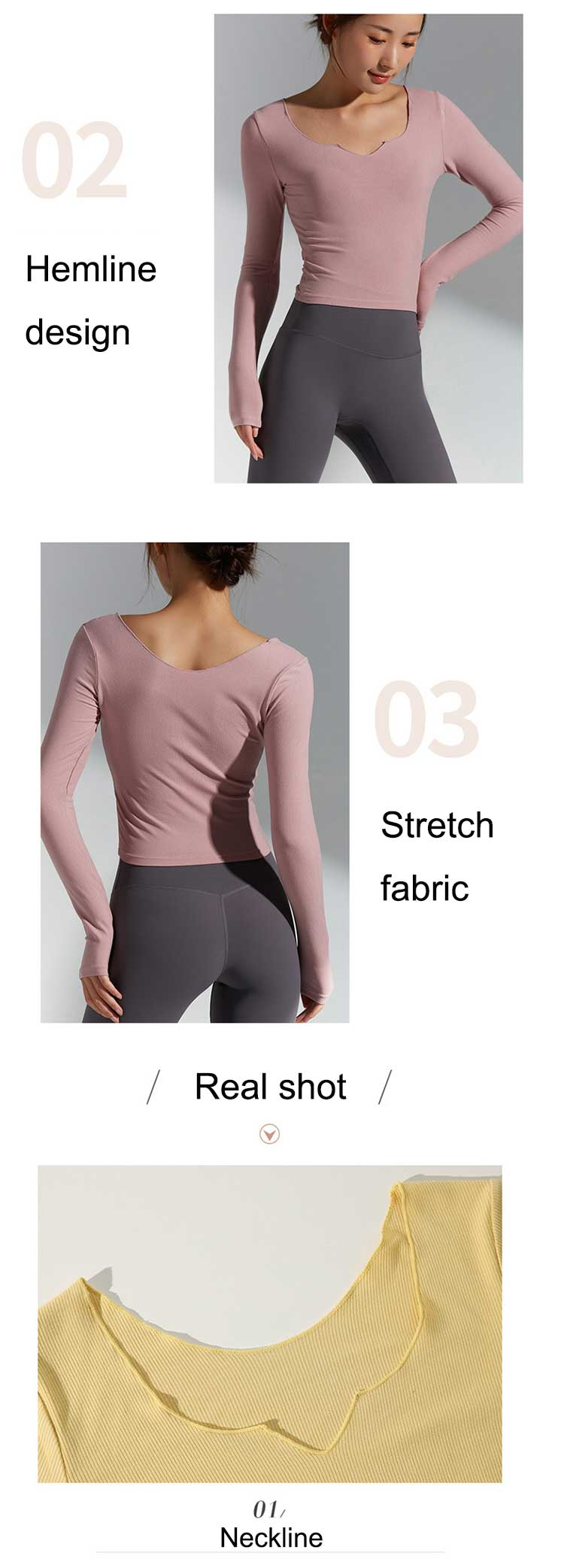 show-figure-after-putting-on.-With-elastic-fabric,not-tight,-highlighting