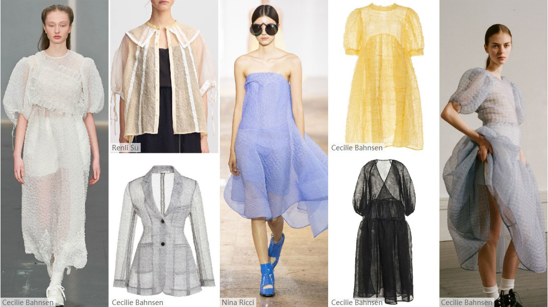Bubble-texture-fabric-is-widely-applicable-to-items,-mainly-the-dress,-coat