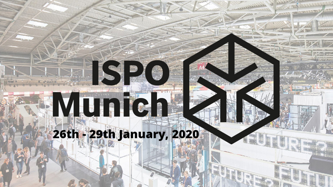 "Munich ISPO is not only the world's largest sports trade show, but also a promoter and voice medium for cutting-edge sports ideas. With the slogan ""responsibility, dynamism and innovation"""