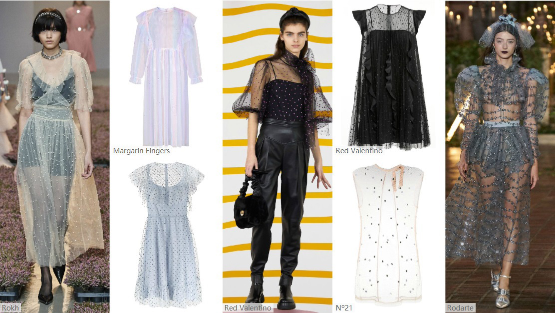 Such-as-the-starry-sky-bright-tulle-fabric-in-the-daytime-little-dress--has-a-strong-expression