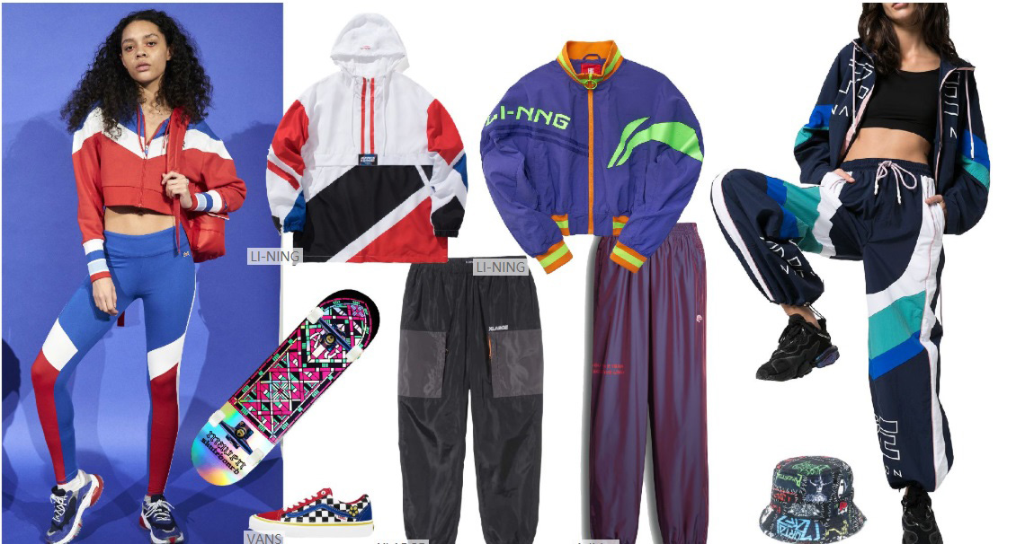 The-comfortable-version-continues-to-be-favored-by-consumers,-and-the-combination-of-retro-color-blocks-is-the-key