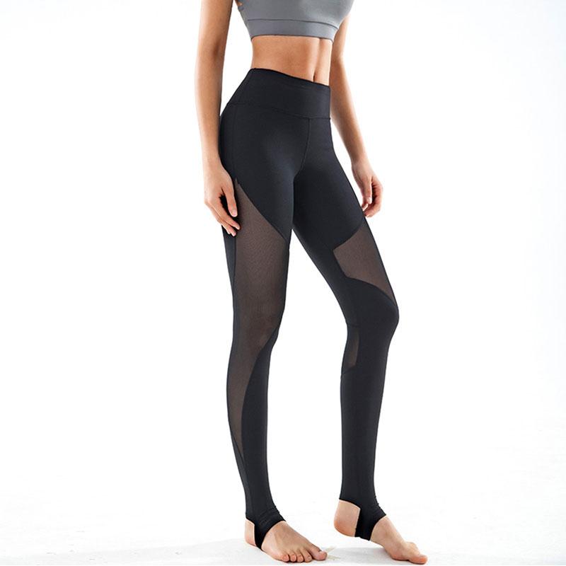 Black-mesh-workout-leggings