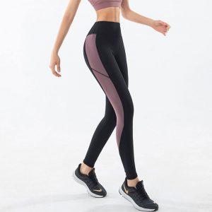 Color-block-yoga-pants