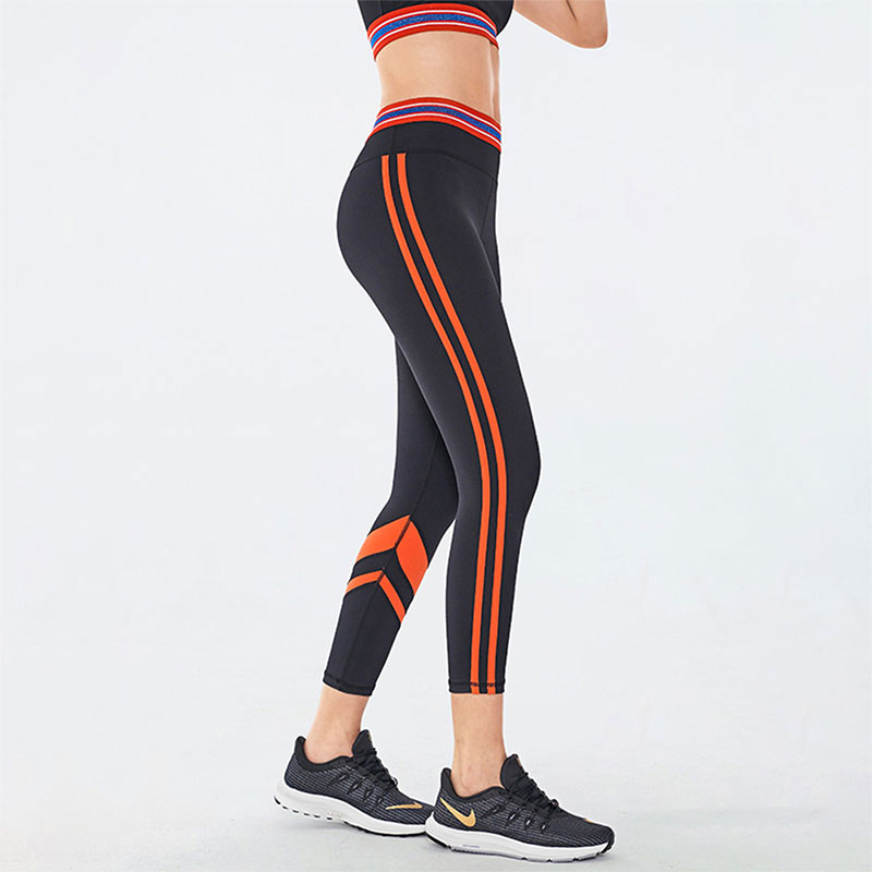 High-waisted-workout-tights