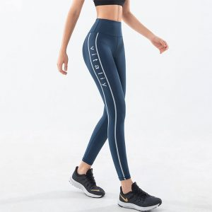 Printed-workout-leggings