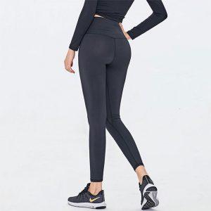Tight-fitting-leggings