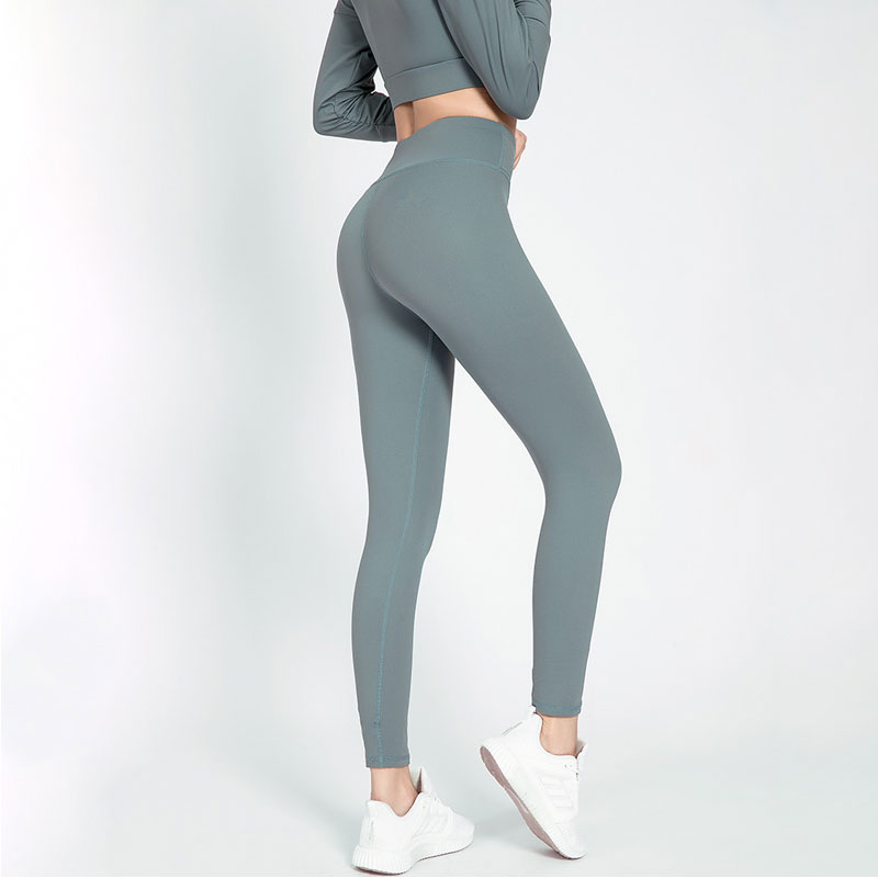 Grey-gym-leggings-