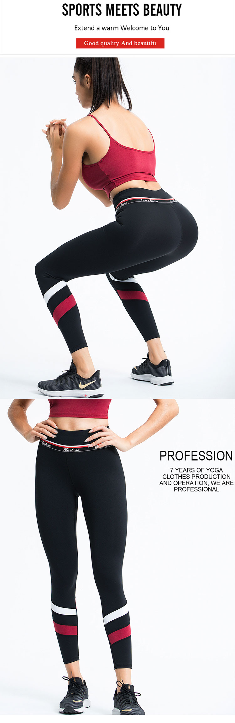 Striped-gym-leggings,-and-its-stars-pattern-design-and-side-hollow-out-design-have-sold-out-completely-to-fitness-lovers