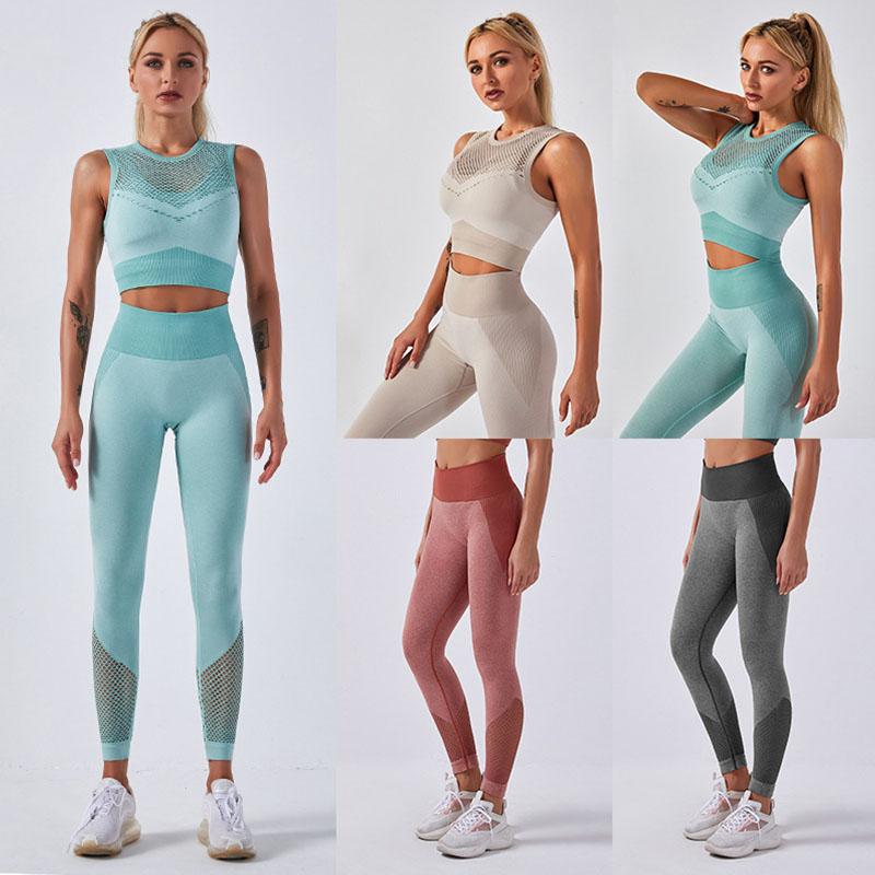 Breathable yoga pants