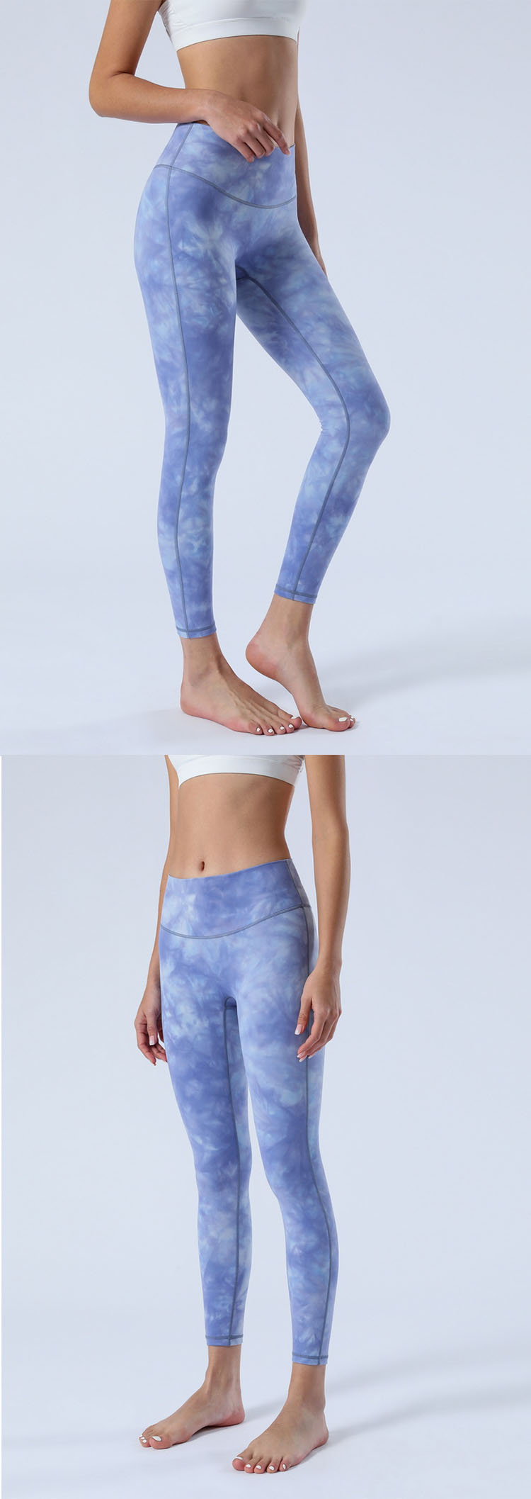 Good moisture absorption and perspiration effect, with four-sided elastic brushed feel.