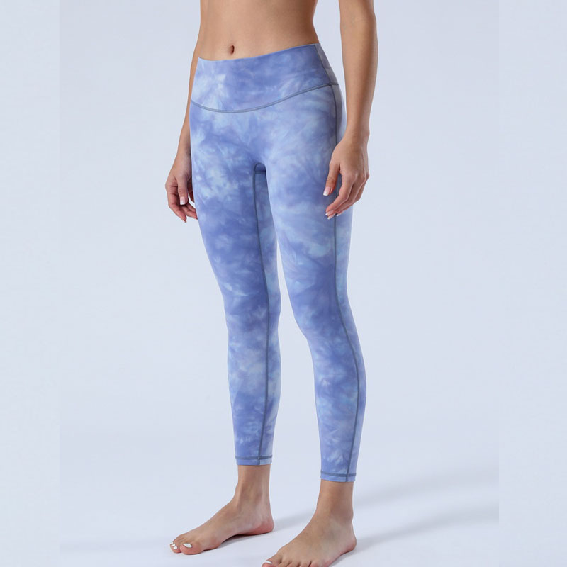 Leggings without front seam