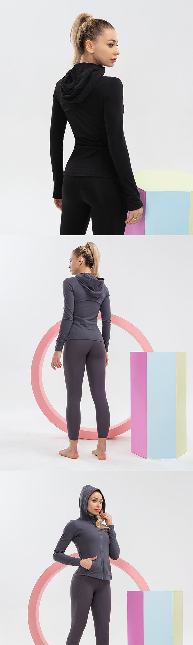 Profession 7 years of yoga clothes production and operation. we are professional.