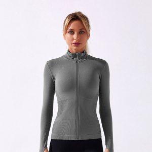 Womens athletic jacket