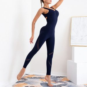 Womens black yoga pants