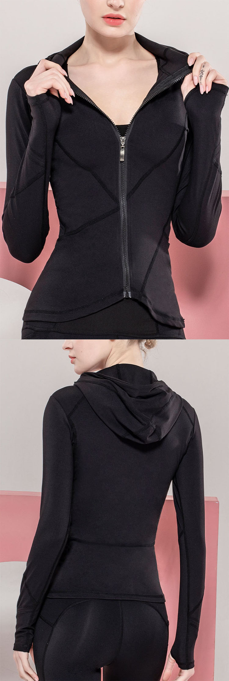 the versatility of ladies track top and the extension of the use cycle are more important.
