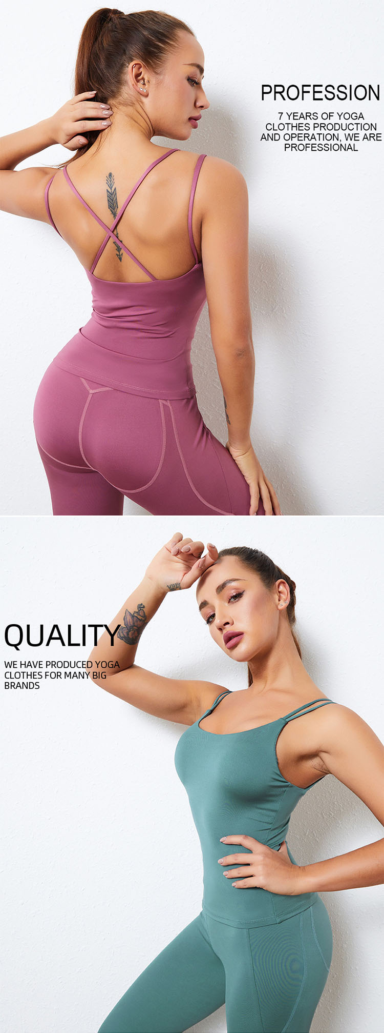 The backless design helps wick away perspiration, and exercise refreshing and not sticky.