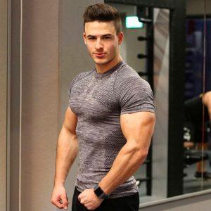 Gym dress for man