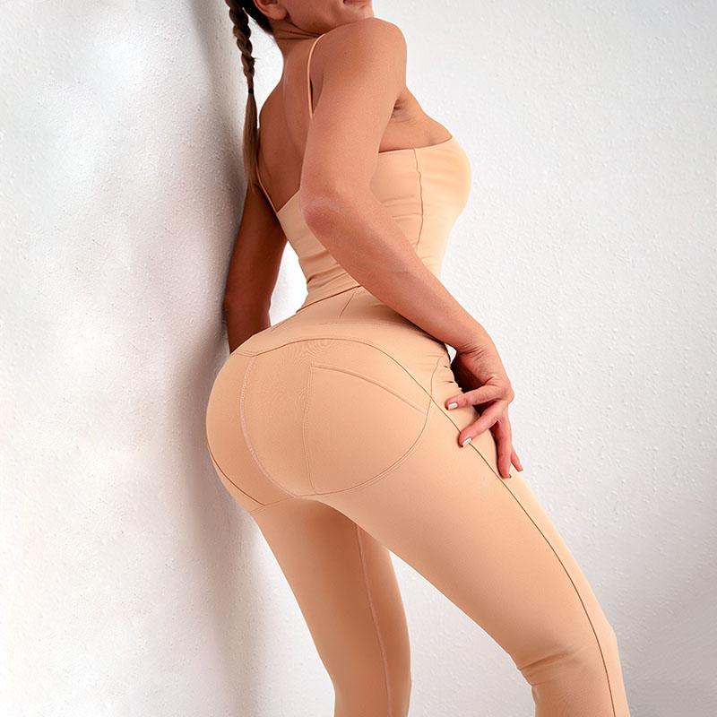 Tight gym pants