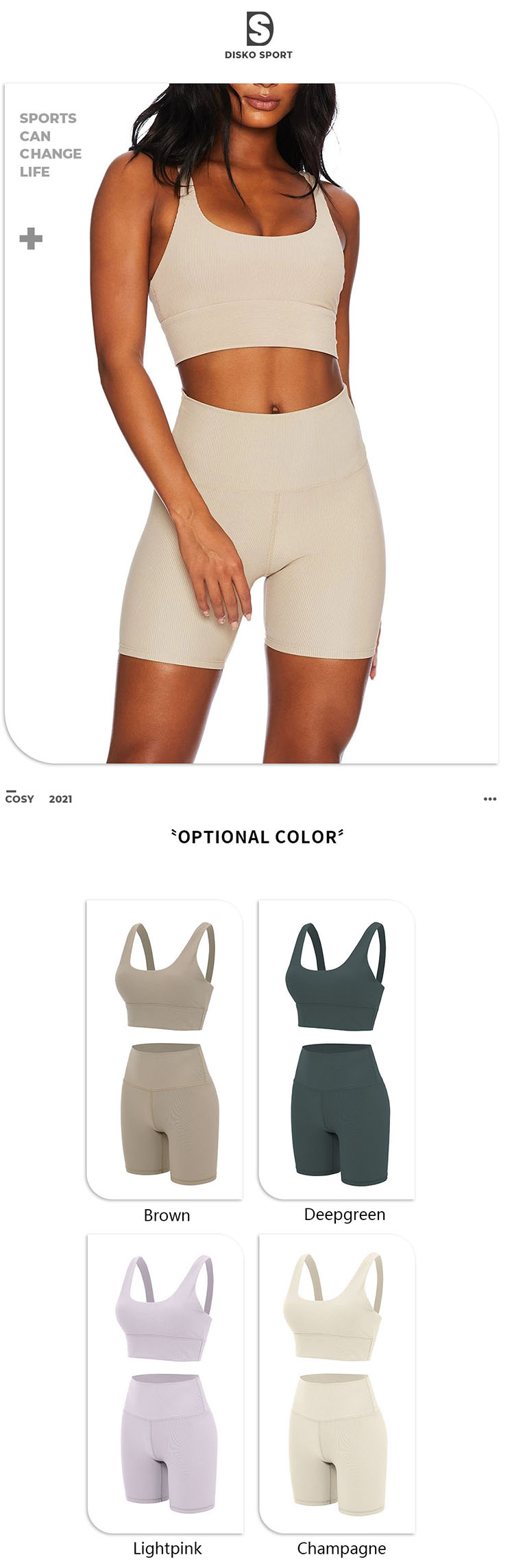 Cropped yoga pants is very commercially and consumed by consumer