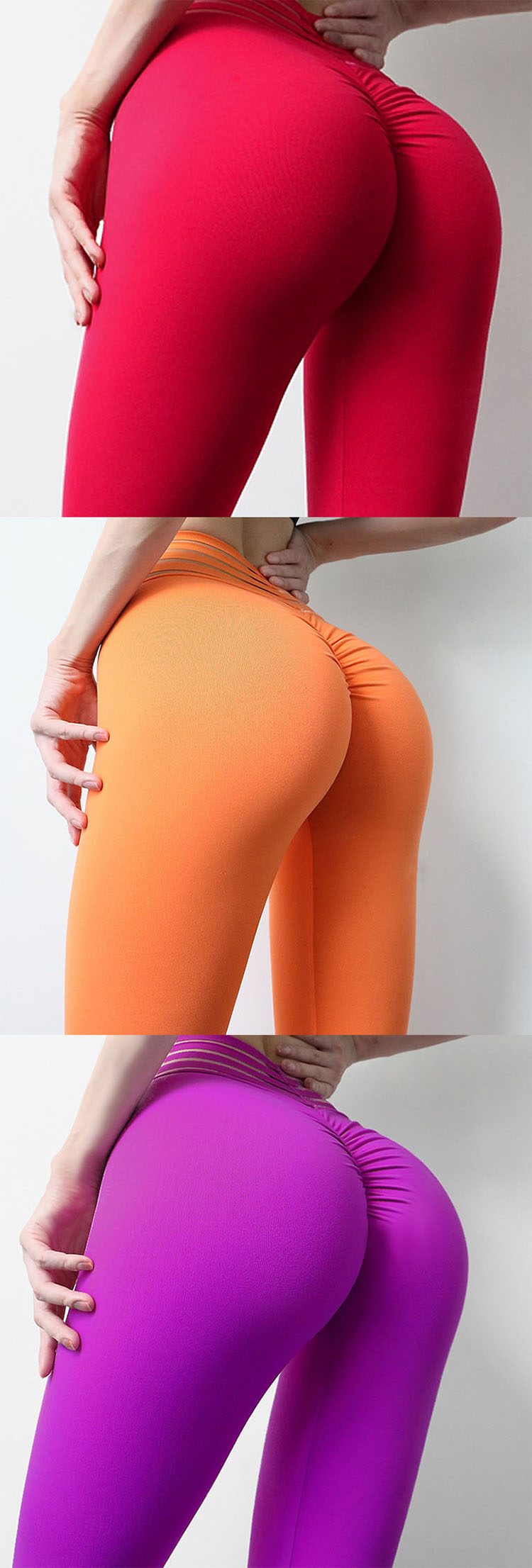 Good athletic leggings can be made of organic cotton